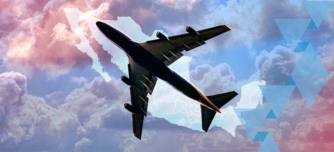 A falta de una política aeronáutica nacional