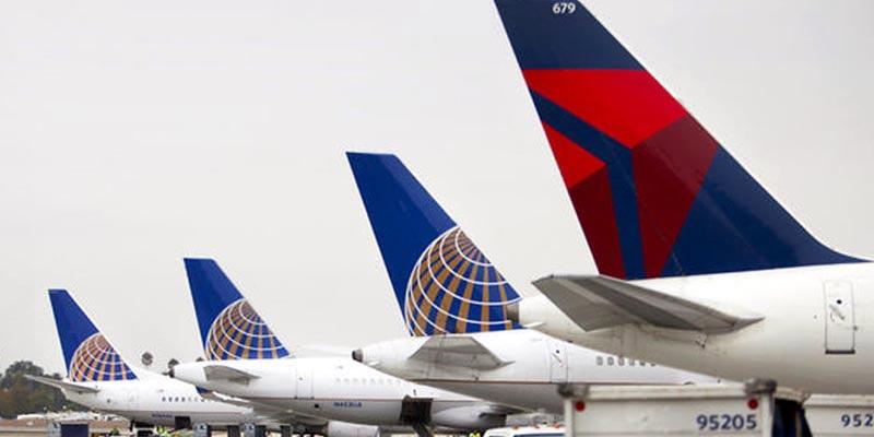 Aerolíneas y aeropuertos de EE.UU. quedan fuera de la nueva propuesta de ayudas del Senado