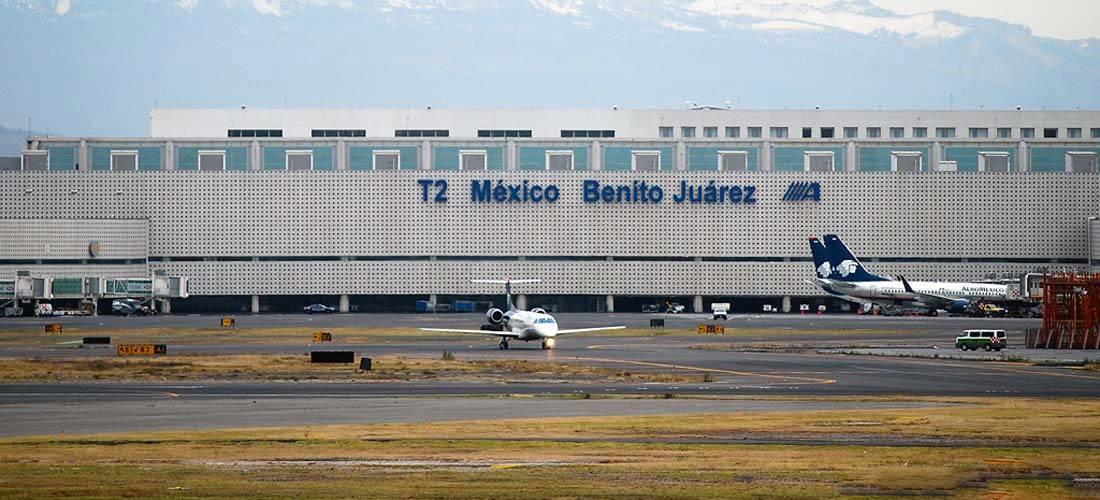 Aeropuerto de la Ciudad de México opera con normalidad tras sismo