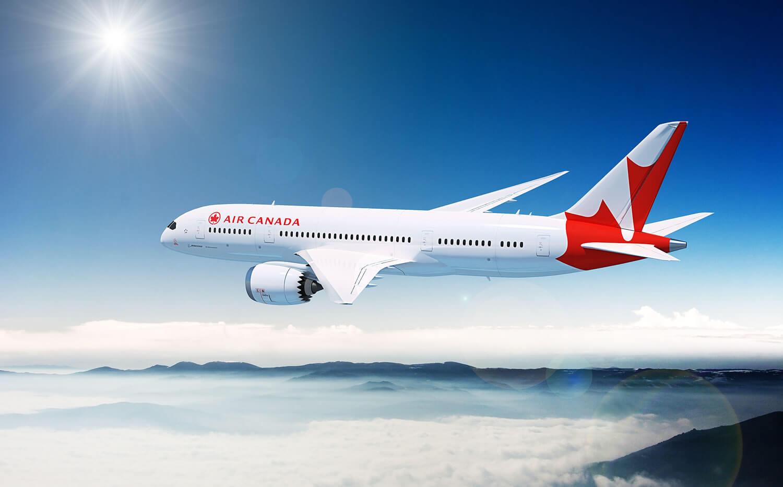 Air Canada impulsa uso de biocombustibles en la aviación