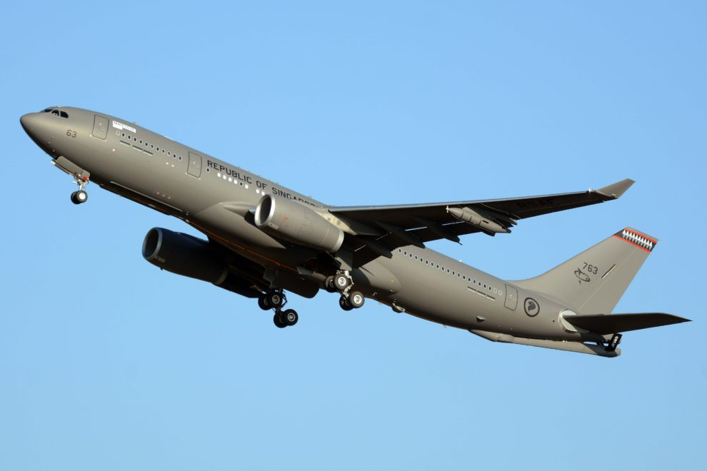 Airbus y Lockheed Martin ofrecerán el A330MRTT a la USAF