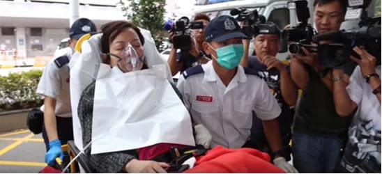 Al menos 9 personas heridas por una fuerte turbulencia en vuelo de KLM