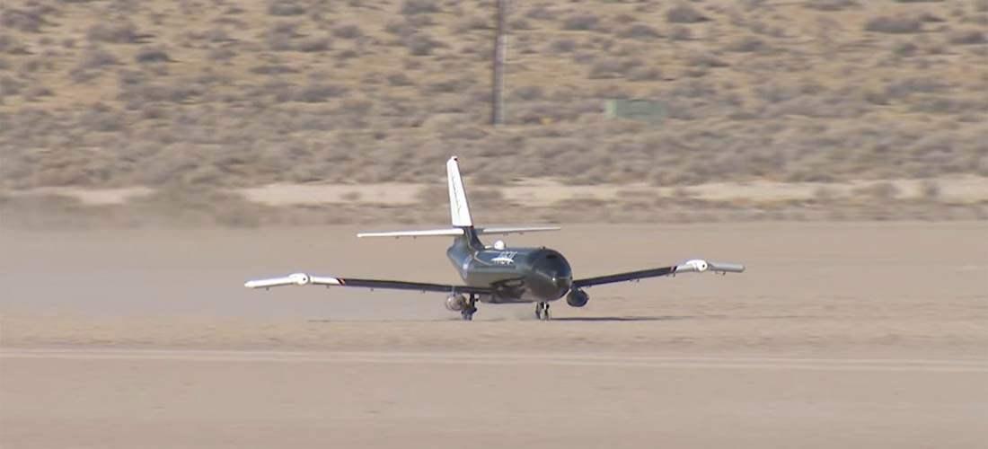 Alas que se pliegan en pleno vuelo: el invento de la NASA que revolucionará la aviación