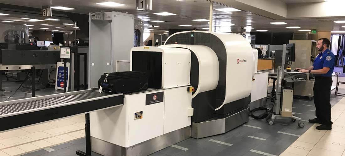 American Airlines inicia pruebas con nuevo escáner para equipajes de mano