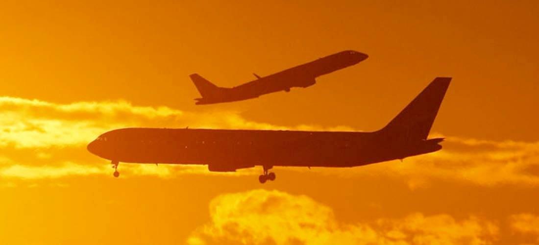Aterrizar o despegar, ¿cúal es el momento más peligroso durante un vuelo?