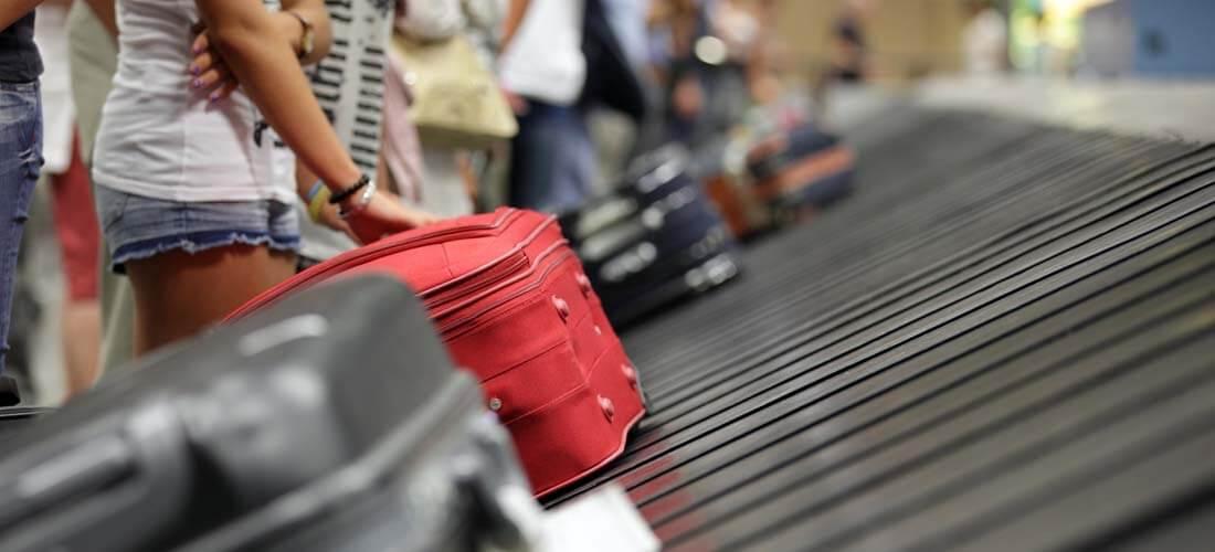 Consejos para que no te cambien la maleta en el aeropuerto