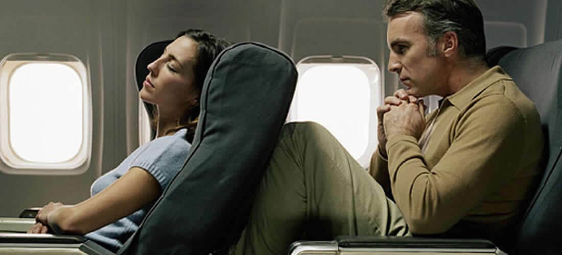 ¿Cuánto pagarías por poder reclinar el asiento en un avión?