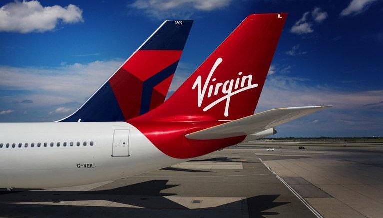 Delta y Virgin Atlantic más vuelos entre EE.UU y Europa