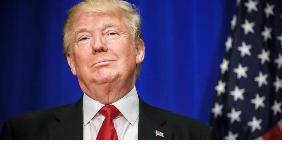El avión de Trump podría ser multado en Bruselas por exceso de ruido