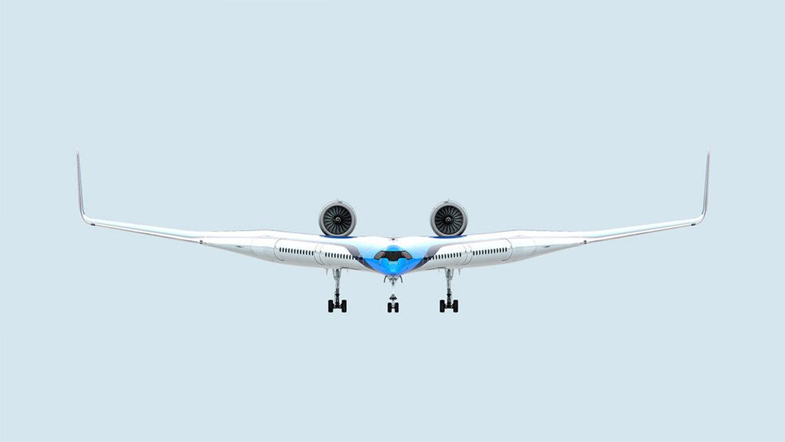 El futuro de la aviación ya tiene un prototipo funcional: los viajeros van montados en el ala