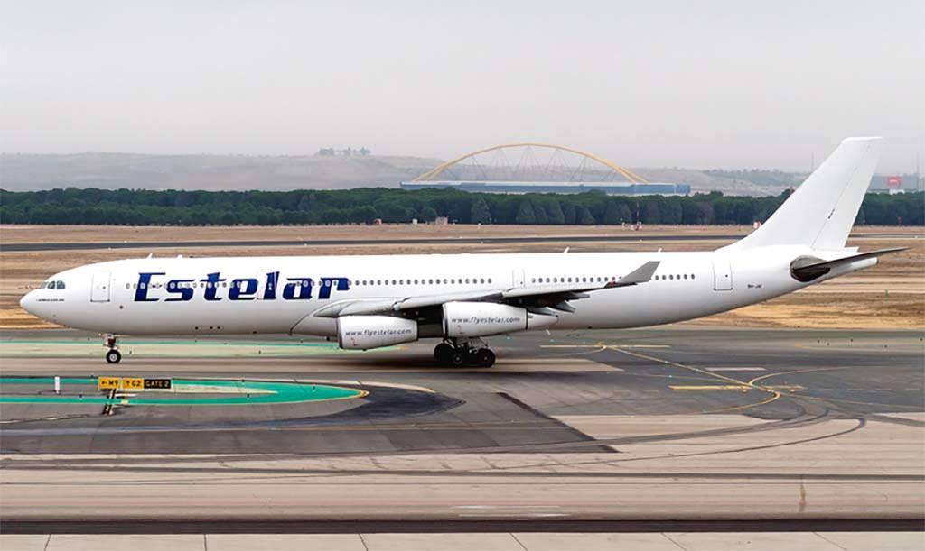 Estelar empieza a volar de Caracas a Madrid y Buenos Aires