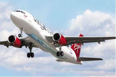 Evacúan avión de aerolínea Virgin en Australia por un mensaje escrito de amenaza