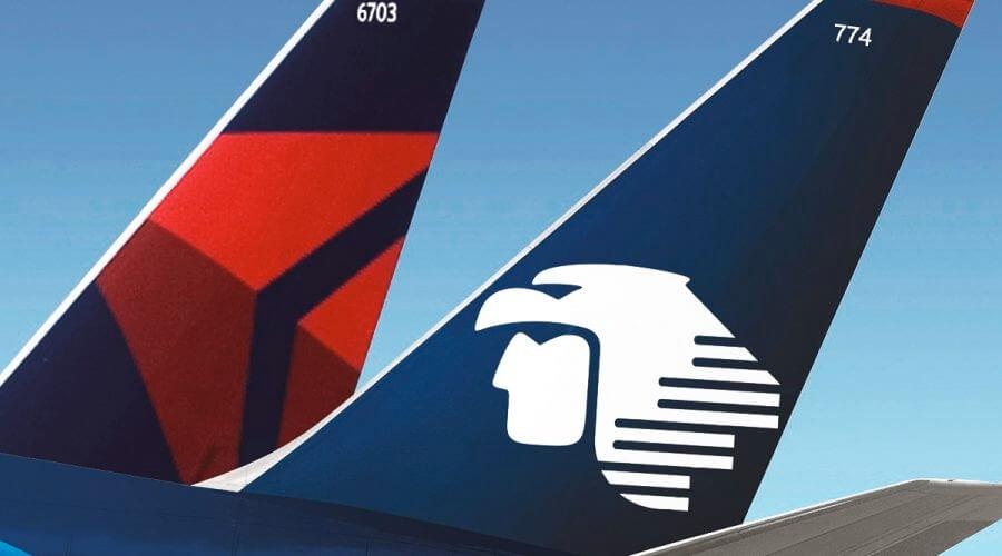 Esta es la estrategia de Aeroméxico y Delta para ganar mercado