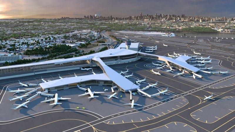 Infraestructura aeroportuaria global necesita 1-8 billones de dolares