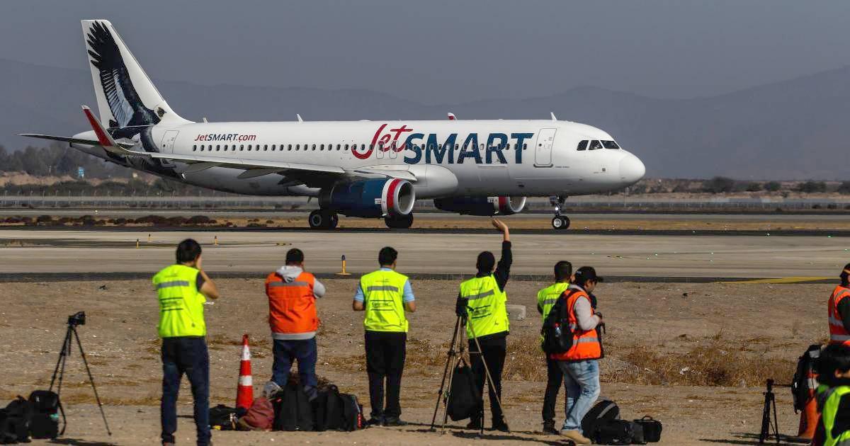 JetSMART preve una expansion más rapida en Latinoamerica en medio de la pandemia
