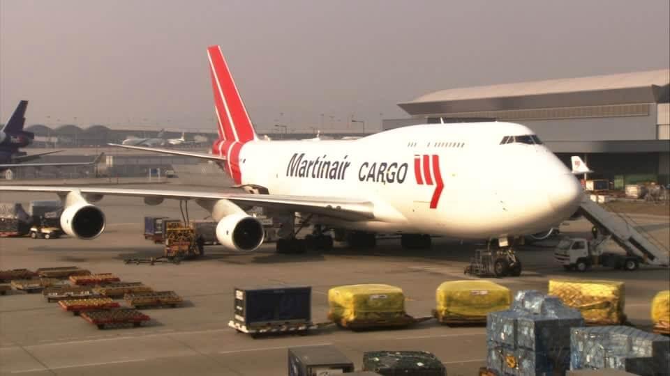 La demanda mundial de carga aérea se dispara un 13% en mayo