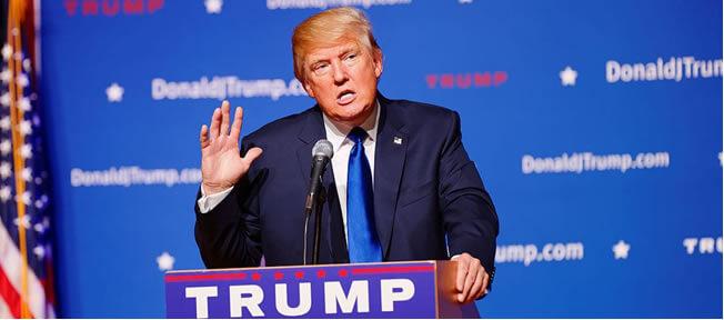 La industria, a favor de la propuesta de Trump en aviación