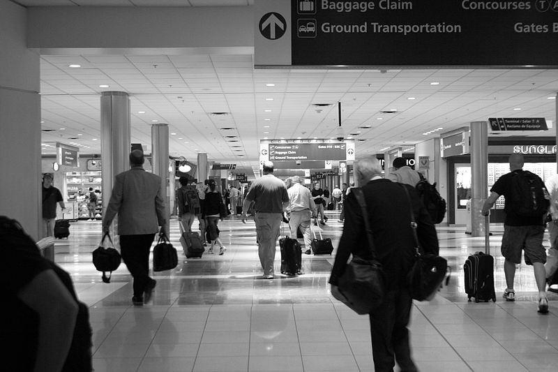 Los aeropuertos más transitados del mundo y cuánto han caído durante la pandemia