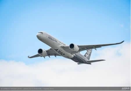 """""""El nuevo Airbus A350 XWB, ejemplo de la aportación de la ingeniería española a un producto innovador"""""""