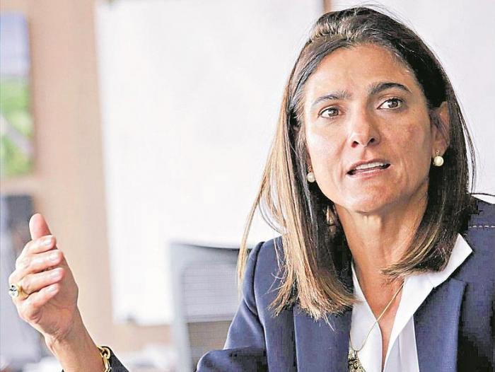 Ministra de Transporte sobre préstamo a Avianca - Acá no estamos salvando un patrimonio, sino la conectividad
