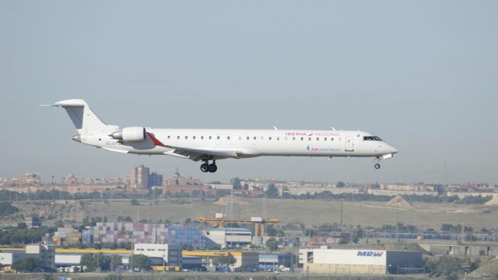 Nuevas sociedades de los accionistas de Air Nostrum