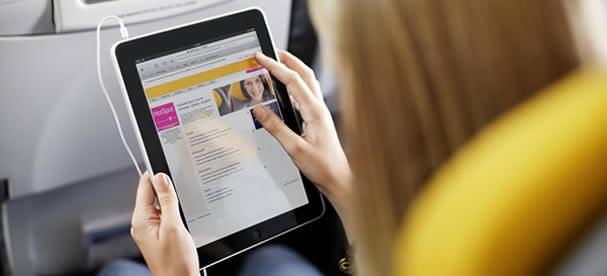 Reino Unido desmanteló un plan para derribar un avión con un iPad bomba