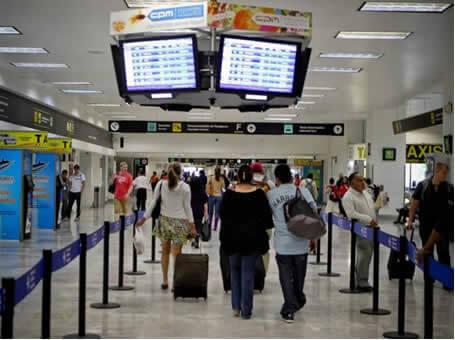 Un análisis sobre las reformas de aviación civil en México.
