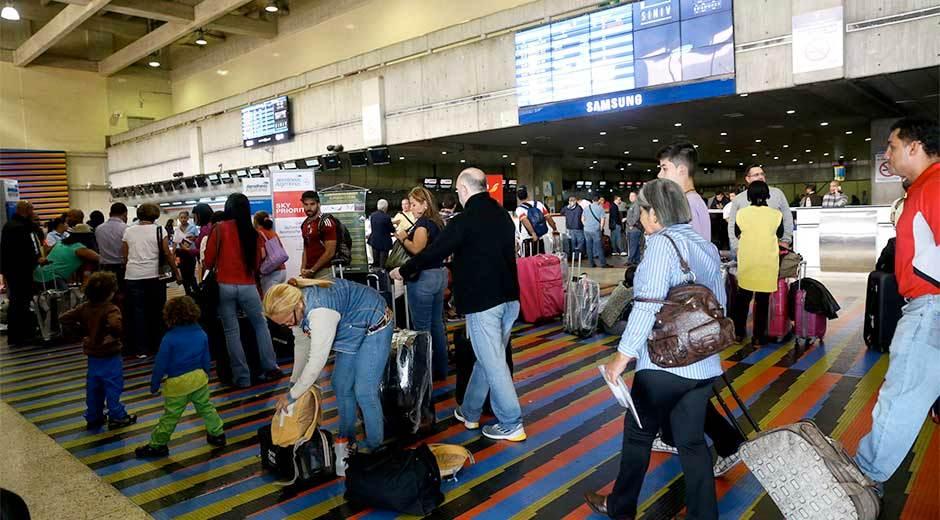 Venezuela - Conseturismo estima caída del sector turismo en 50% este año