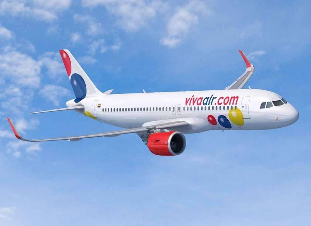 Viva Latinoamérica estudia abrir Viva Air Panamá