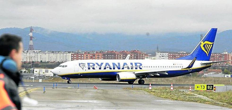 Ryanair busca nuevos tripulantes de cabina en Espana en noviembre y diciembre